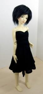 Narae in an Infinity Dress