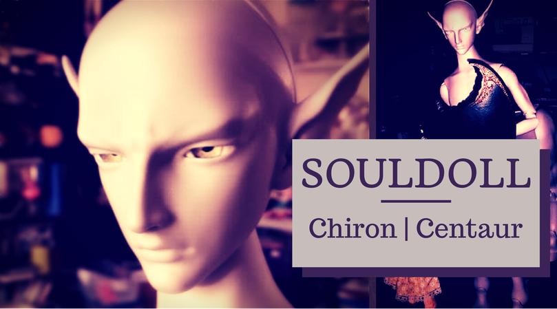Souldoll Chiron Header