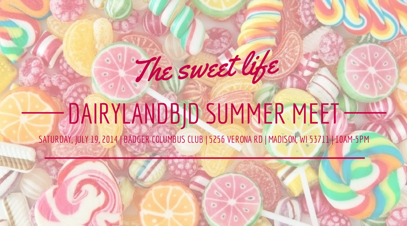 DairylandBJD Summer Meetup