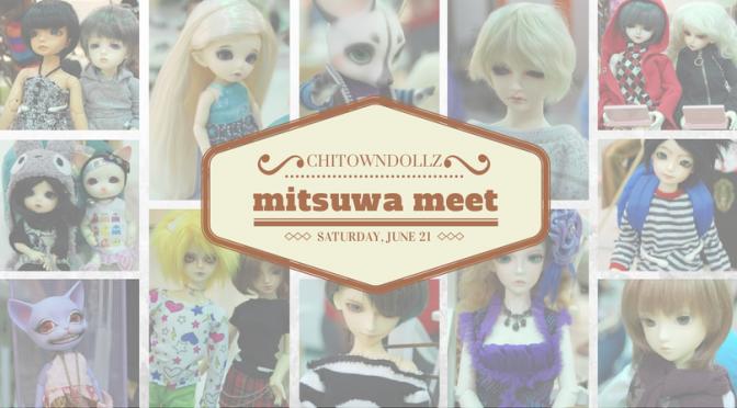 ChitownDollz Mitsuwa Meetup Collage