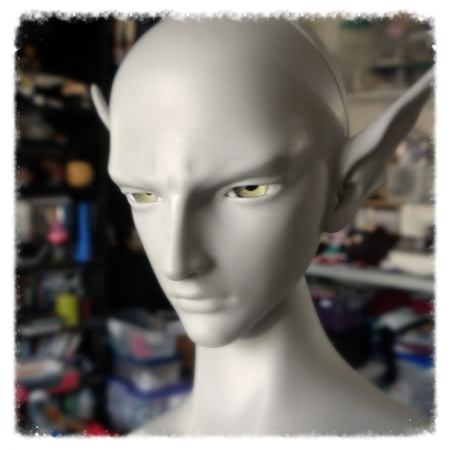 Souldoll Chiron Elf Head