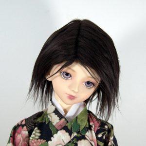 8/9 Brown Wig
