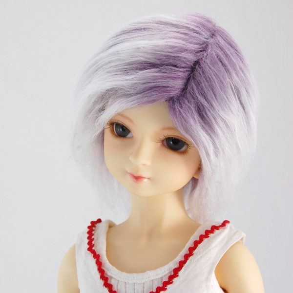 8/9 Purple Gradient Wig