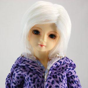 8/9 White Wig