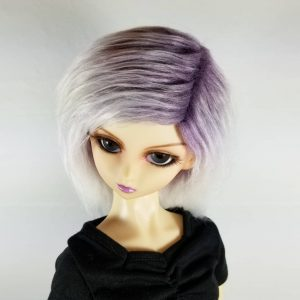 9/10 Purple Gradient Wig