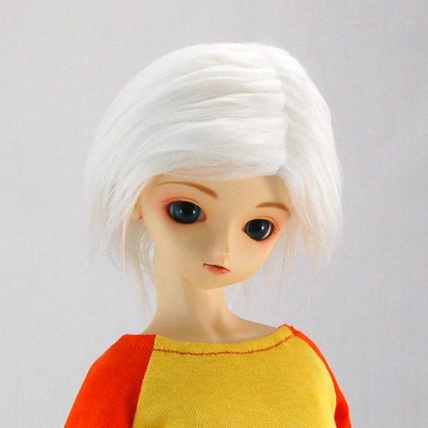 9/10 White Wig