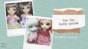 BJD Meetup Planning: Buddy System