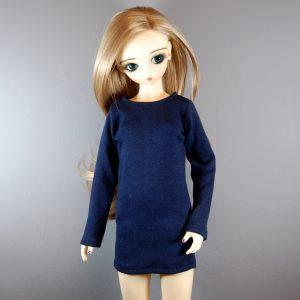 SD Navy Blue Dress