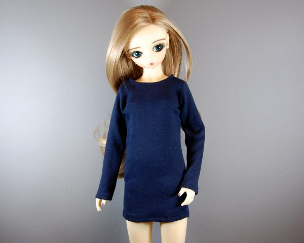 SD Navy Blue Dress