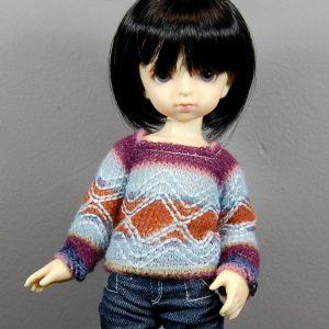 YoSD Fair Isle Sweater