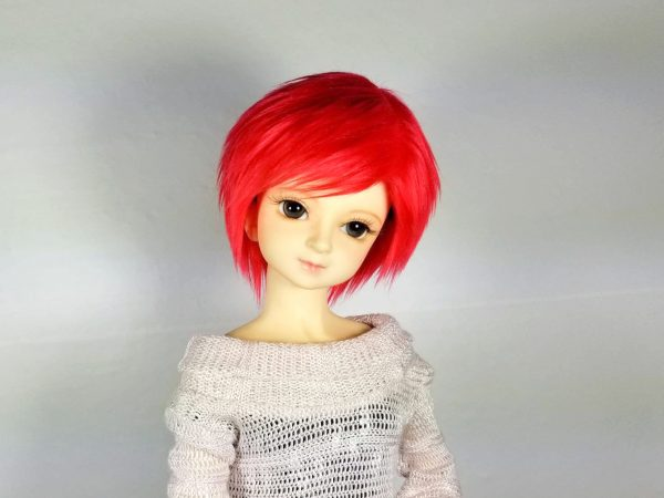 8/9 Red Wig