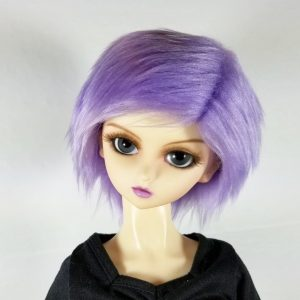 9/10 Purple Wig