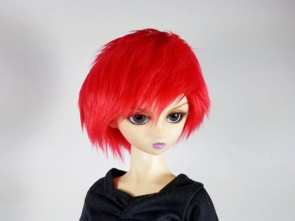 9/10 Red Wig