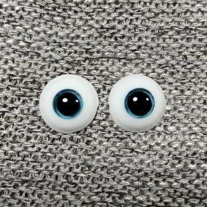 12mm Teal BJD Eyes