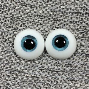 14mm Teal BJD Eyes