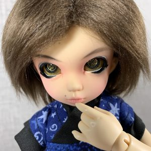 14mm Gold Steampunk BJD Eyes