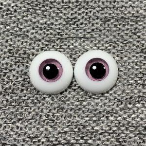 14mm Dusty Rose BJD Eyes