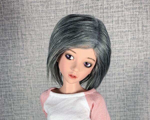6/7 Grey Wig