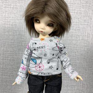 LTF Unicorn Sweatshirt 1