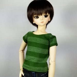 MSD Green Stripe Shirt
