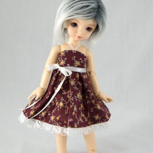 YoSD Brown Sundress