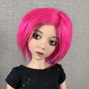 6/7 Pink Wig