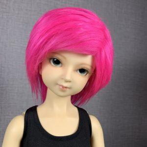 8/9 Pink Wig