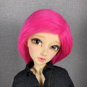 9/10 Pink Wig
