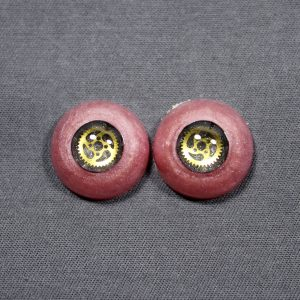 16mm Red Steampunk