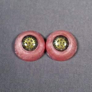 18mm Red Steampunk