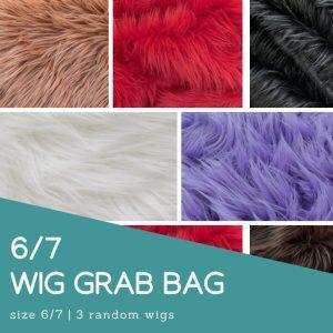 6/7 Wig Grab Bag