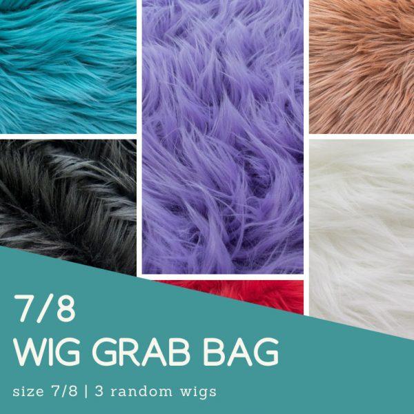 7/8 Wig Grab Bag