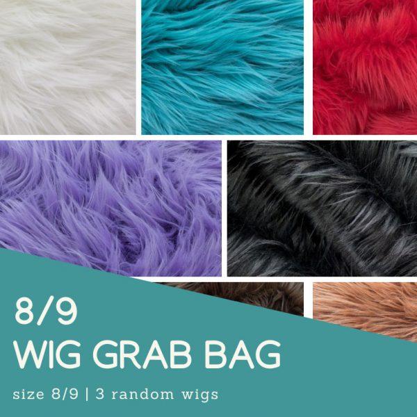 8/9 Wig Grab Bag