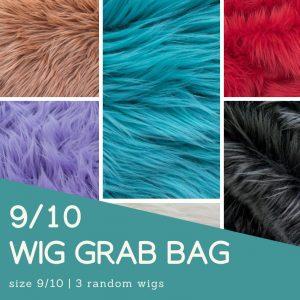 9/10 Wig Grab Bag